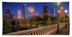 Houston Evening Stoll Hand Towel