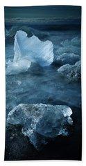 Ice Shells Bath Towel