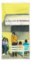 Il Gelato De Borgo Marina Hand Towel