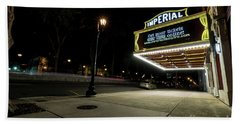 Imperial Theatre Augusta Ga Bath Towel