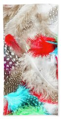 In Quill Colors Bath Towel