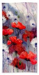 In The Night Garden - Sleeping Poppies Hand Towel