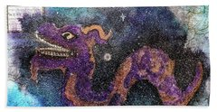 In The Night Sky  Bath Towel