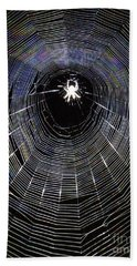 In The Web Hand Towel