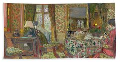 Interior, 1904 Hand Towel