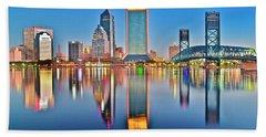 Jacksonville Reflecting Hand Towel