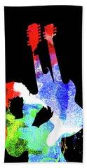 Jimmy Watercolor II Hand Towel