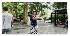 Jing An Park Hand Towel