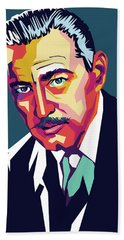 John Barrymore Bath Towel