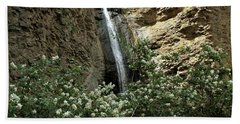 Jump Creek Falls Canyon Hand Towel