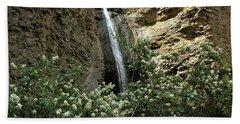 Jump Creek Falls Canyon Bath Towel