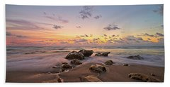 Jupiter Beach 2 Hand Towel