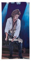 Keith Richards Bath Towel