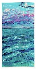 Keys Seascape Hand Towel