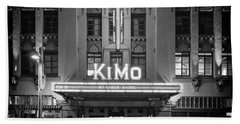 Kimo Theater Bath Towel