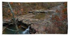 Kings River Waterfall Bath Towel