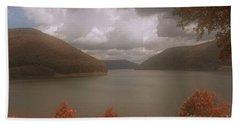 Kinzua Lake Bath Towel
