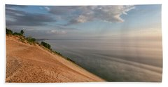 Lake Michigan Overlook 11 Bath Towel