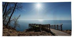 Lake Michigan Overlook 2 Bath Towel