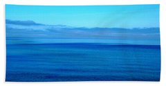 Lake Superior Blue Hand Towel
