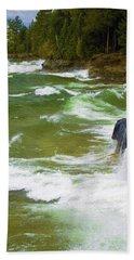 Lake Superior  Hand Towel