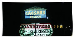 Las Vegas 1984 #10 Bath Towel