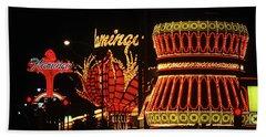 Las Vegas 1984 #2 Bath Towel