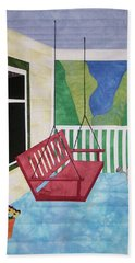 Lazy Summer Afternoon Hand Towel