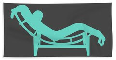 Le Corbusier Chaise Lounge Chair I Hand Towel
