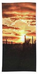 Light Of Arizona Bath Towel
