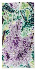 Lilac Dreams Hand Towel