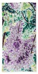 Lilac Dreams Bath Towel