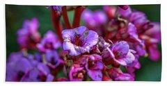Lilac #h9 Bath Towel