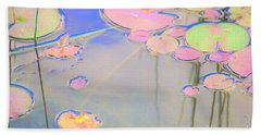 Lily Pads Hand Towel