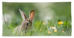 Little Hare Bath Towel
