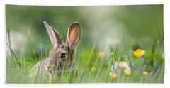 Little Hare Hand Towel