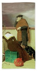 Lochaber No More, 1863 Bath Towel