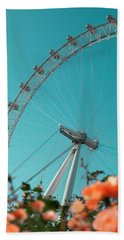 London Eye Hand Towel