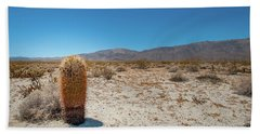 Lone Barrel Cactus Bath Towel