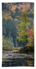 Loon Lake Bath Towel