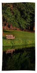 Lost Reflection Hand Towel