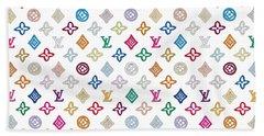Louis Vuitton Monogram-1 Hand Towel