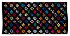 Louis Vuitton Monogram-4 Hand Towel