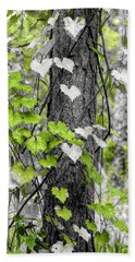Love Of Nature Hand Towel