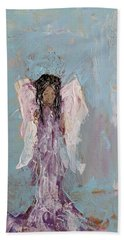 Lovely Angel  Hand Towel