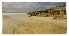 Luskentyre Beach Hand Towel