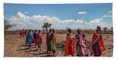 Maasi Women Bath Towel
