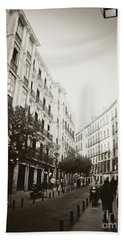Madrid Afternoon Bath Towel
