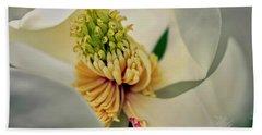 Magnolia Blossom Bath Towel