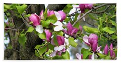 Magnolia Display Bath Towel